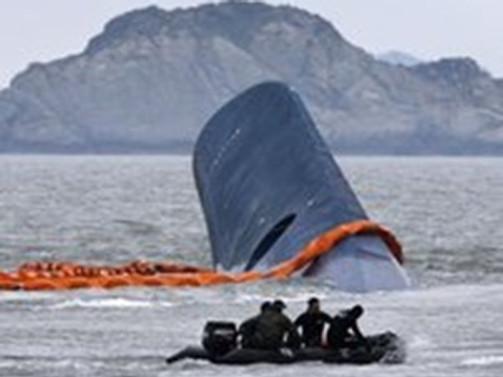 G. Kore'de gemi faciası: Dümende 3. kaptan vardı