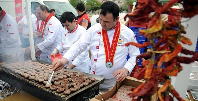 Trakya Lezzet Şenlikleri Festivali'nin ilki düzenlendi
