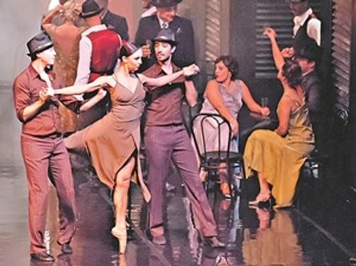'Tangopera' son kez sahnede