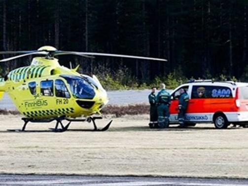 Finlandiya'da paraşütçüleri taşıyan uçak düştü: 8 ölü