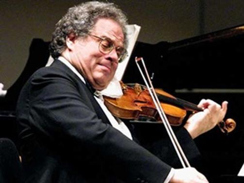 Keman virtüözü Perlman, İstanbul'da konser verecek