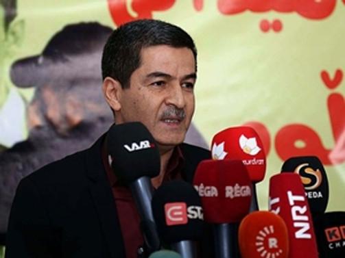 """""""IKBY'de gazetcilere şiddet"""" iddiası"""