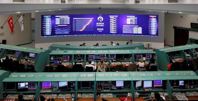 Yabancılar, Borsa İstanbul'da haziranda net alım yaptı