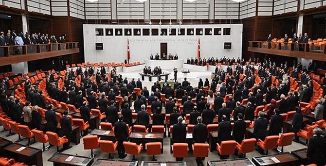 Meclis özel gündemle toplandı