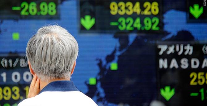 Borsalara 'dikkat' uyarısı