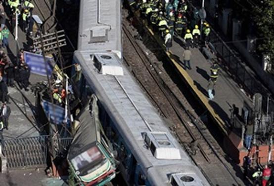 Kongo'da tren kazası: 50 ölü