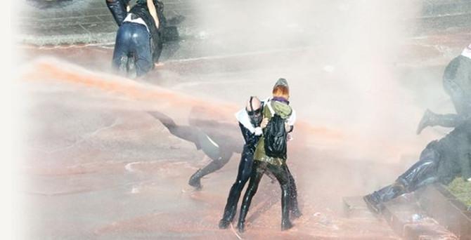 TGS'den 'Polis şiddetini belgeleme' çağrısı