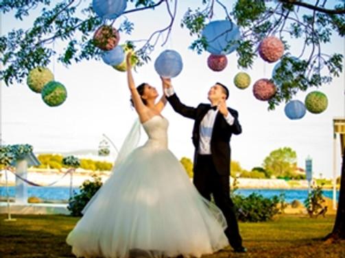 Yeni trend: Evlilik turizmi