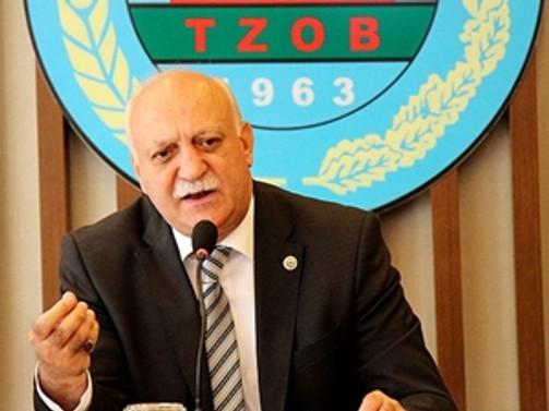 TZOB'dan büyükşehir belediyelerine çağrı