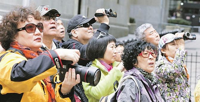 Zenginleşen Çin, turizmin çehresini değiştirdi