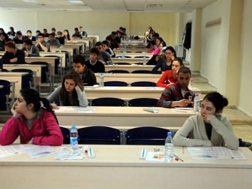 Üniversitede ek puana verilecek programlarda değişiklik