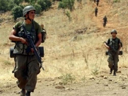 Lice'de 2 uzman çavuş kaçırıldı