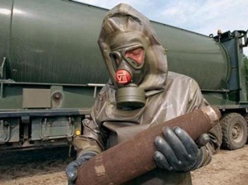 Suriye'de kimyasal silah kullanılmasını kınadı
