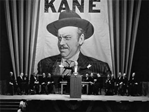 'Yurttaş Kane' filminin senaryosu, açık artırmada satıldı