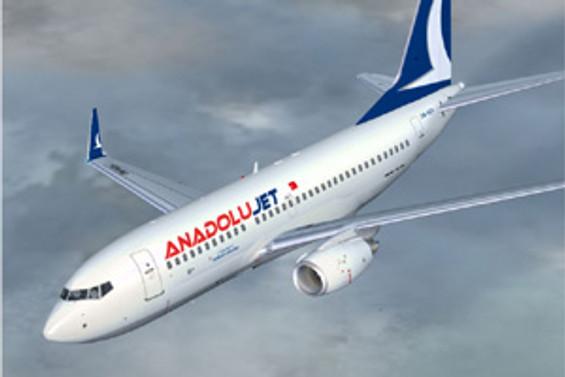 Anadolujet'in Tokat'a uçuşları başladı