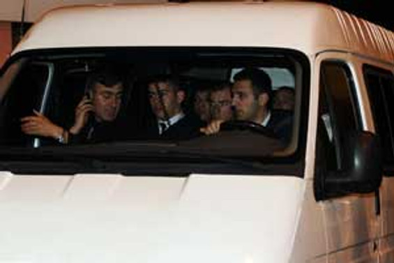 Korgeneral Olcan serbest bırakıldı