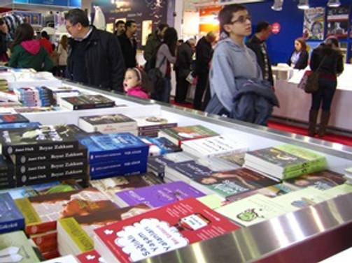 33. Türkiye Kitap ve Kültür Fuarı başlıyor