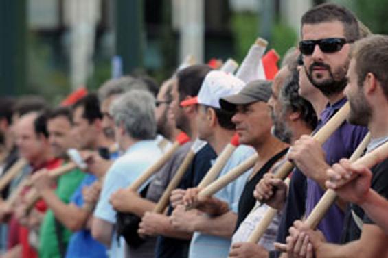 Yunanistan'da yarın otobüsler çalışmayacak