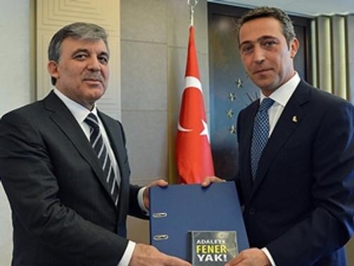 'Adalete Fener Yak' imzaları Cumhurbaşkanı Gül'de