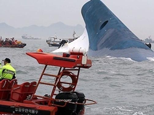 Güney Kore'deki feribot faciasına 10 yıl hapis