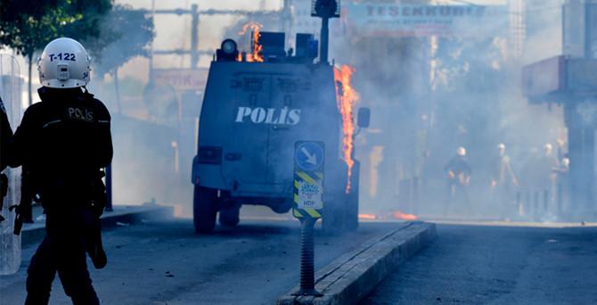İstanbul ve Ankara'da göstericilere müdahale