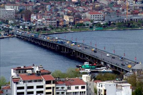 Unkapanı Köprüsü 2 gün kapalı