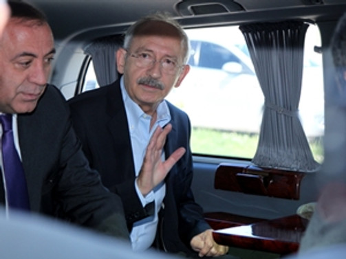 Kılıçdaroğlu, Almanya'ya gidiyor