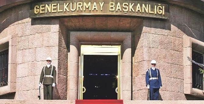 """""""TSK'da yapılanma iddiasıyla ilgili resmi belge yoktur"""""""