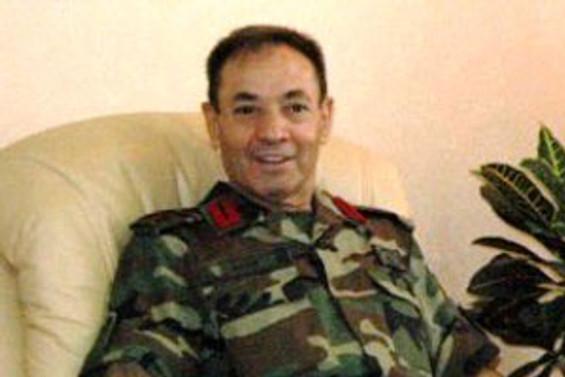 3. Ordu komutanı birinci şüpheli