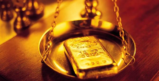 Küresel altın talebi yüzde 16 geriledi