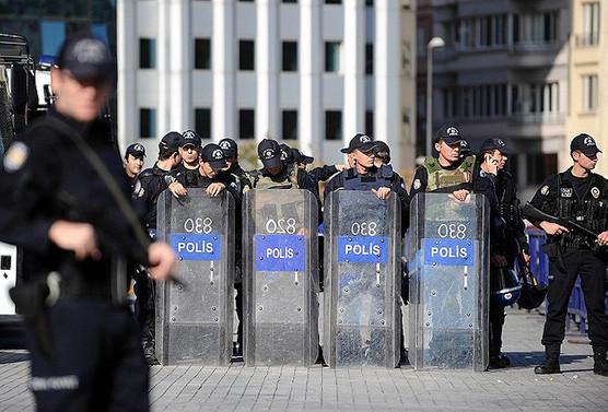 İstanbul Emniyeti'nde izinler iptal