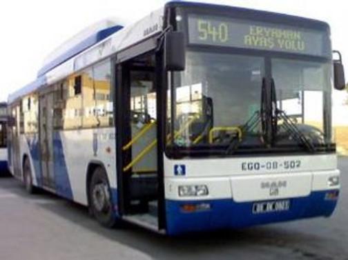 Ankara'da toplu taşıma ucuzladı