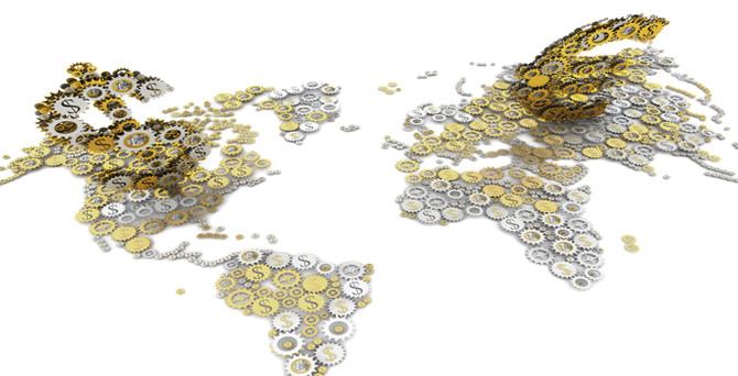OECD büyüme tahminlerini düşürdü