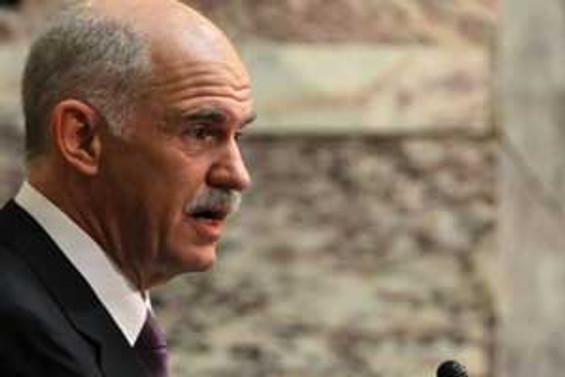 Papandreu ve Hristofyas Kıbrıs sorununu tartıştı