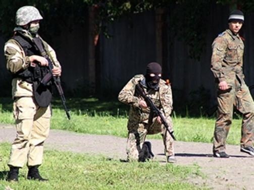 'Ukrayna'ya 'paralı asker' gönderildi'