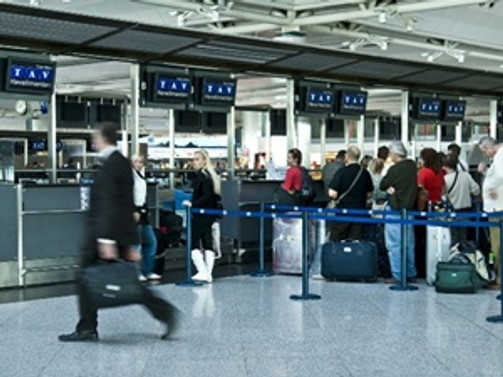 TAV Havalimanları'nın yolcu sayısı yüzde 14 arttı
