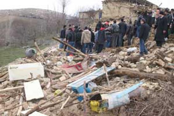 Elazığ'da 2 bin ev için malzemeye ihtiyaç var