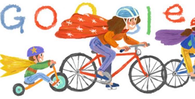 Google'dan Anneler Günü doodle'ı