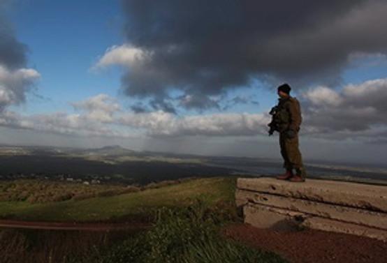 İsrail Suriye sınırını 'askeri bölge' ilan etti