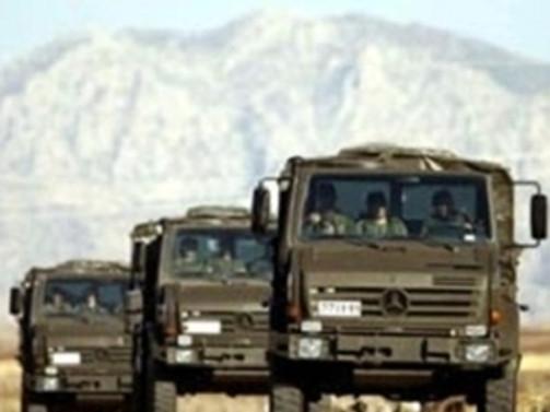 Şanlıurfa'da askeri araç devrildi: 2 yaralı