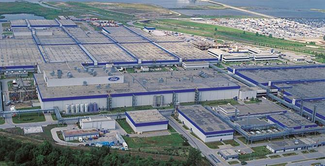 Ford Otosan, Yeniköy fabrikasını tanıttı