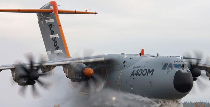 Cumhurbaşkanı Gül, A400M Atlas'ı teslim aldı