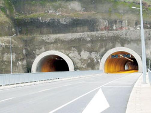 Türkiye'nin en uzun tüneli için düğmeye basıldı
