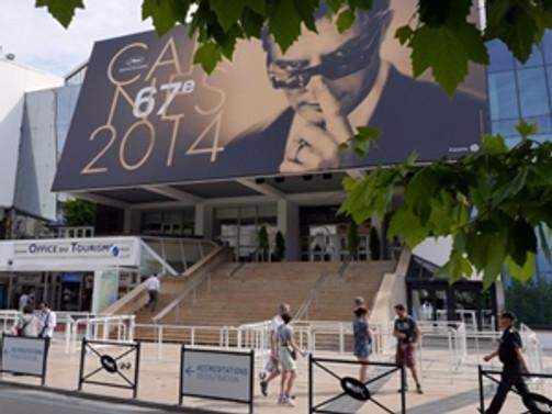 Cannes 67'inci kez perde açıyor