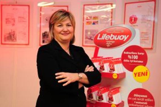 Lifebuoy, Türkiye'de 'hijyeni' artıracak
