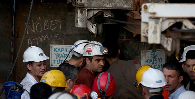 Soma'da maden faciası!
