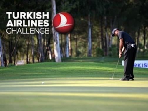 THY, Birmingham'da golf turnuvası düzenledi