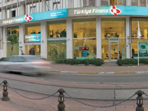 Türkiye Finans'ın ilk çeyrek net karı 87,7 milyon lira