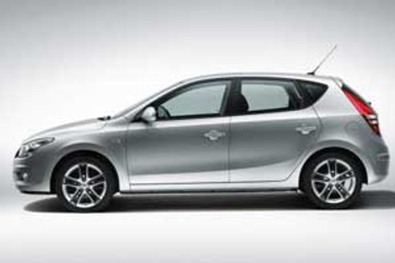 Hyundai i20'lere Avrupa talip