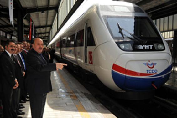 YHT'nin Köseköy-Gebze etabı 8 Ekim'de ihaleye çıkıyor